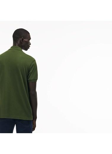 Lacoste Erkek Polo Tişört L1212.G6K Yeşil
